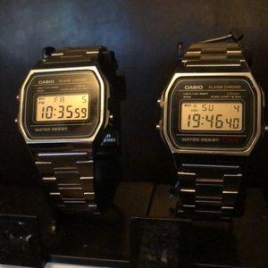 Casio unisex wristwatch